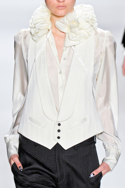 Ruffian at New York Fall 2011 (Details)