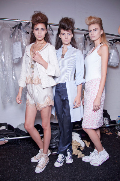 Ruffian Spring 2013 - Backstage