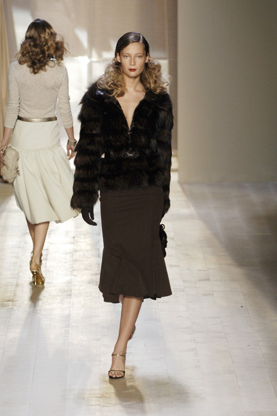 Salvatore Ferragamo Fall 2005