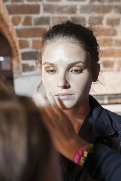 Sass And Bide at London Fall 2013 (Backstage)
