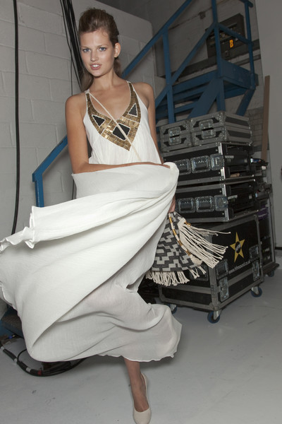 Sass & Bide at London Spring 2010 (Backstage)
