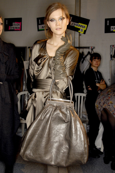 Sonia Rykiel Fall 2007 - Backstage