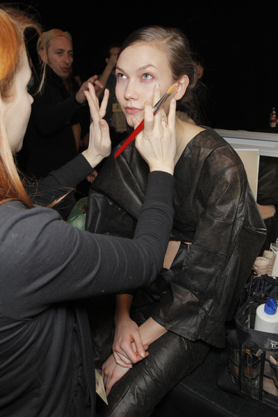 Sonia Rykiel Fall 2011 - Backstage