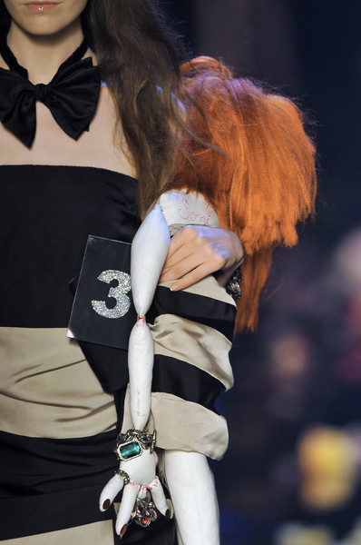 Sonia Rykiel at Paris Spring 2009 (Details)