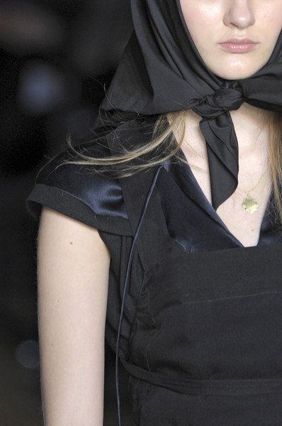Sophie Theallet at New York Fall 2010 (Details)