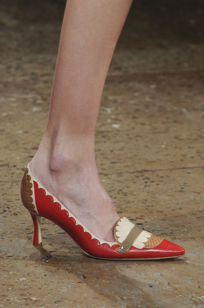 Sophie Theallet Fall 2013 - Details