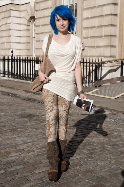 London Fashion Week Spring 2011 Attendees