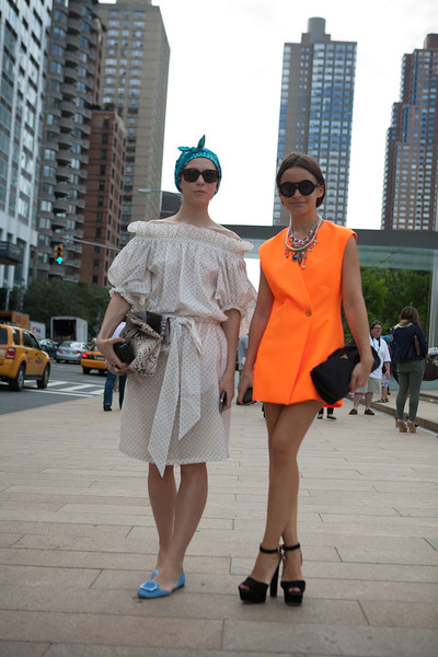Attendees at New York Spring 2012