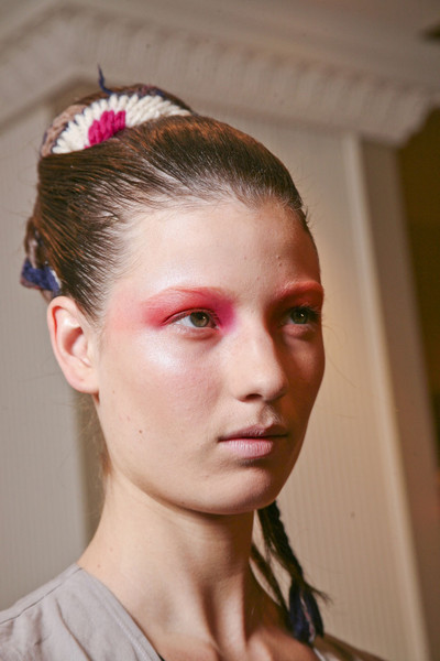 Thakoon Fall 2011 - Backstage