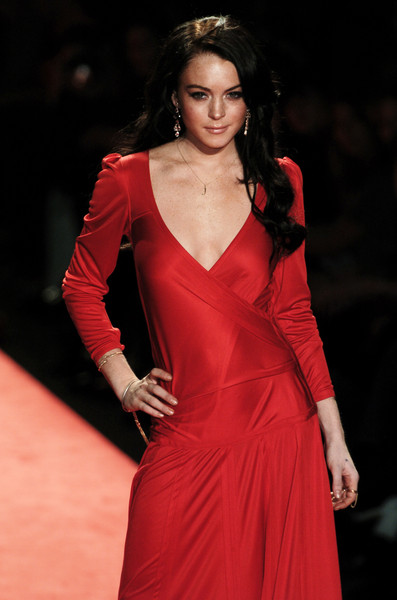 The Heart Truth Red Dress Collection Fall 2006