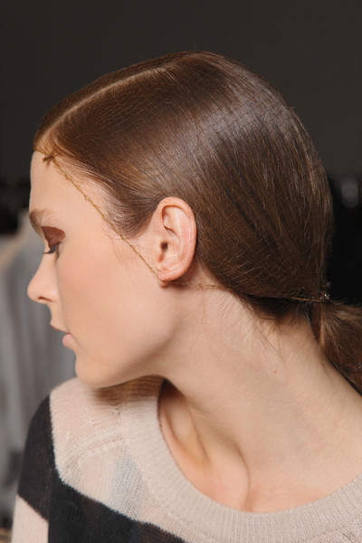 Todd Lynn at London Spring 2012 (Backstage)
