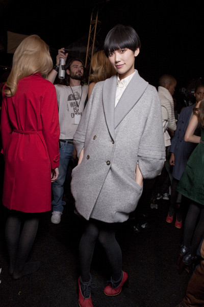 Tommy Hilfiger Fall 2010 - Backstage