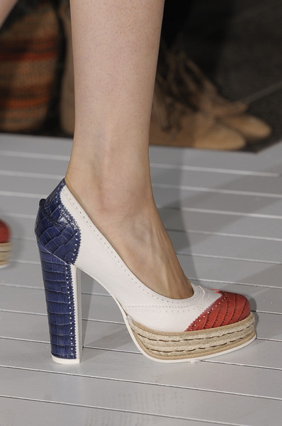 Tommy Hilfiger, Spring 2013  Best Shoes of Spring 2013