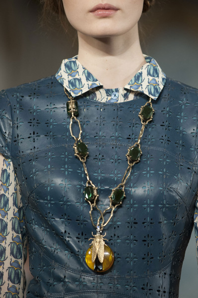 Tory Burch Fall 2013 - Details