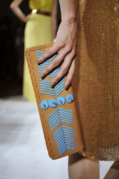 Tory Burch at New York Spring 2009 (Details)