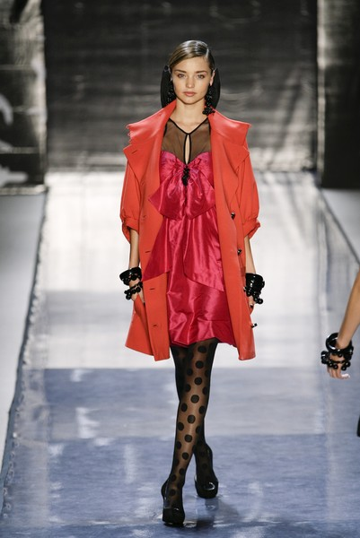Tracy Reese, Fall 2007