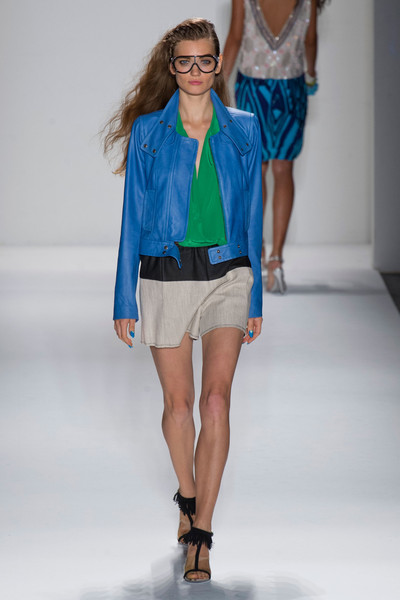 Tracy Reese Spring 2013 Show Report: The Hottest Ticket at the Tents