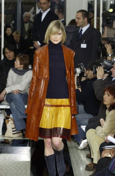 Trussardi 1911 Fall 2002