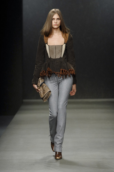 Trussardi 1911 Fall 2008