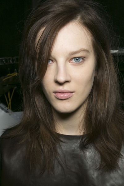 Trussardi 1911 Fall 2013 - Backstage