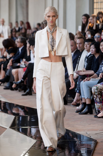 Trussardi 1911 at Milan Spring 2014