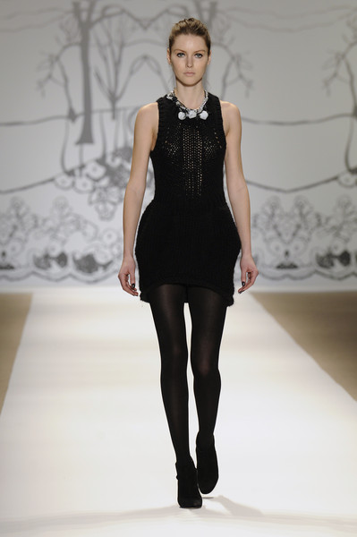 Twinkle by Wenlan at New York Fall 2010