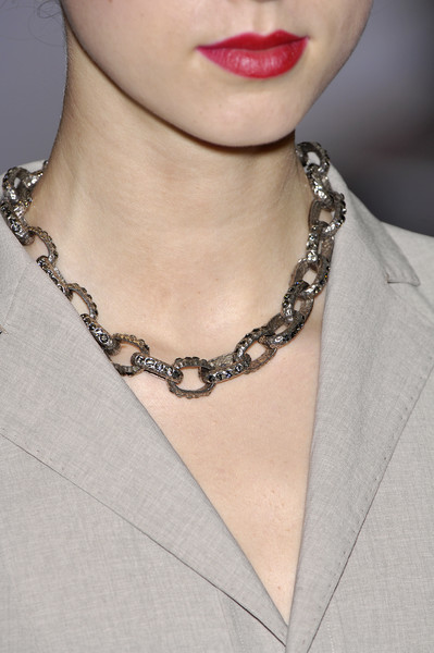Udo Edling at Couture Fall 2007 (Details)