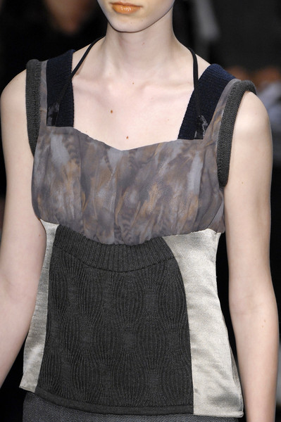Undercover at Paris Fall 2007 (Details)