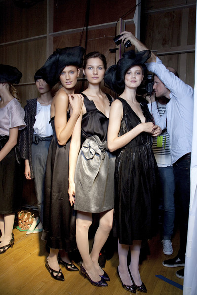 United Bamboo Spring 2010 - Backstage