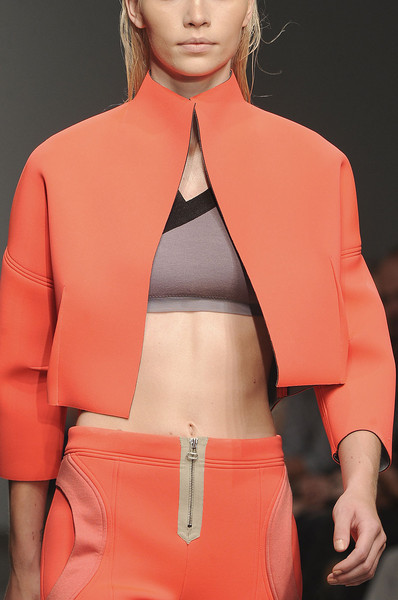 VPL by Victoria Bartlett at New York Spring 2012 (Details)