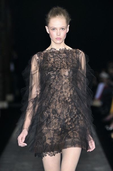 Valentino at Couture Fall 2009