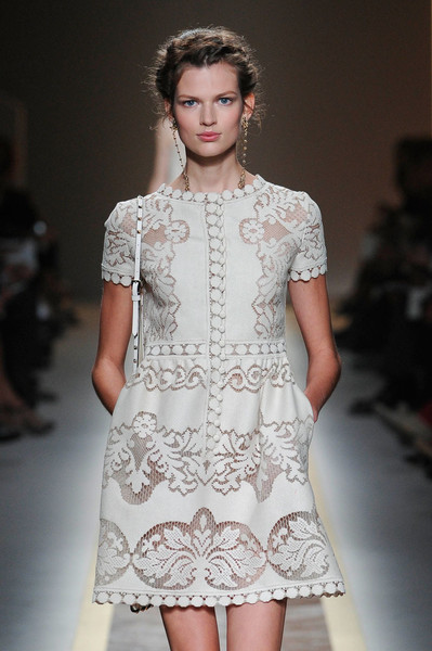 Valentino at Paris Spring 2012