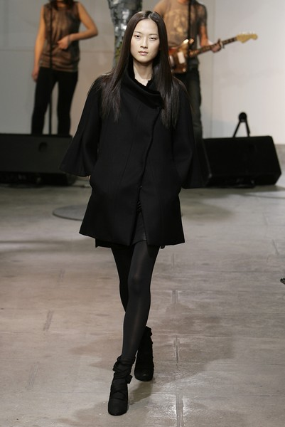 Vanessa Bruno at Paris Fall 2007