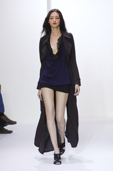 Vanessa Bruno at Paris Spring 2008
