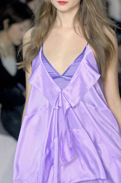 Vanessa Bruno at Paris Spring 2008 (Details)