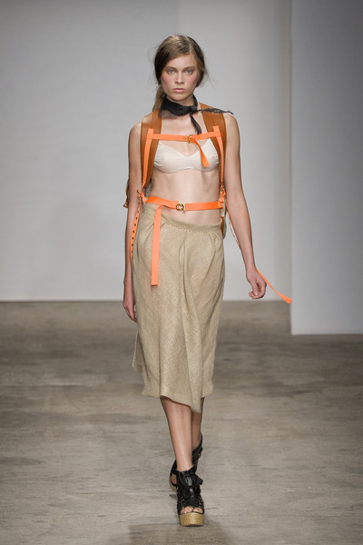 Véronique Leroy at Paris Spring 2011
