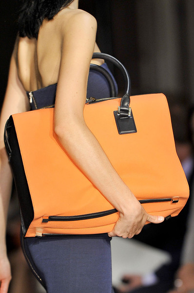 Victoria Beckham at New York Spring 2012 (Details)