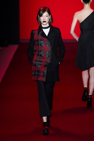 Vivienne Tam at New York Fall 2013