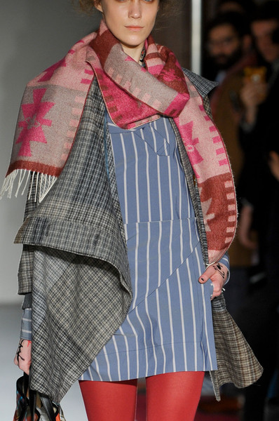 Vivienne Westwood at London Fall 2012 (Details)