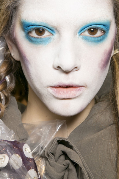 Vivienne Westwood Fall 2013 - Backstage