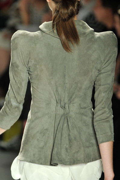 Willow at New York Spring 2010 (Details)