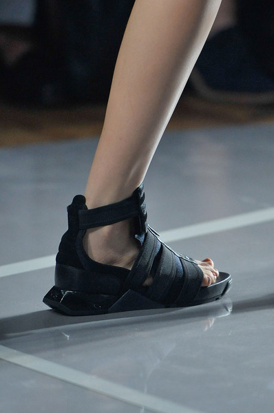 Y-3 at New York Spring 2012 (Details)