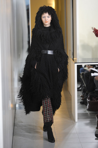 Yeohlee at New York Fall 2011