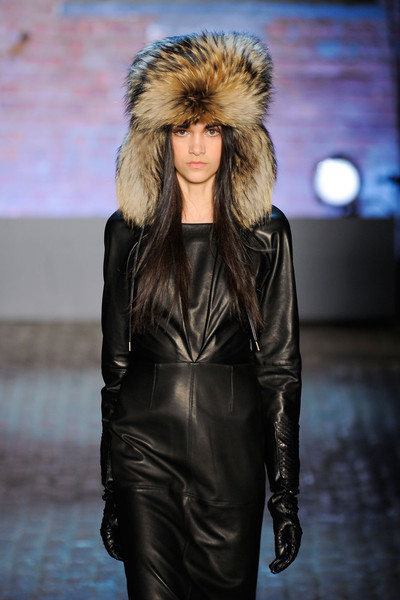 Yigal Azrouël at New York Fall 2012