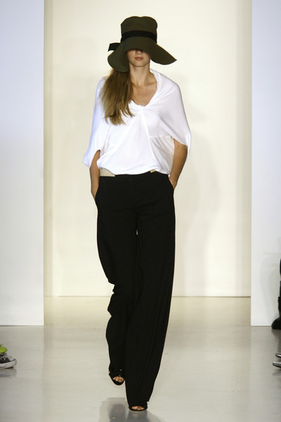 Yigal Azrouël at New York Spring 2008