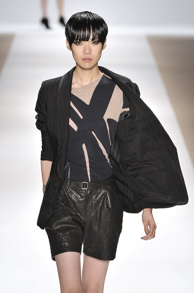 Yigal Azrouël at New York Spring 2010