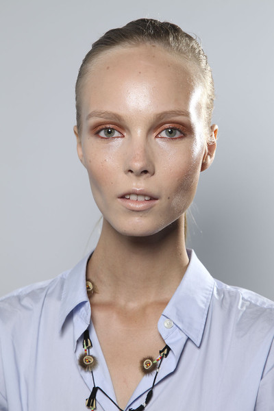 Yigal Azrouël Spring 2012 - Backstage