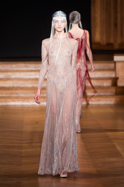 Yiqing Yin at Couture Spring 2013
