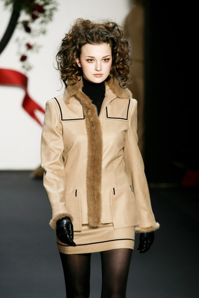 Zang Toi Fall 2007