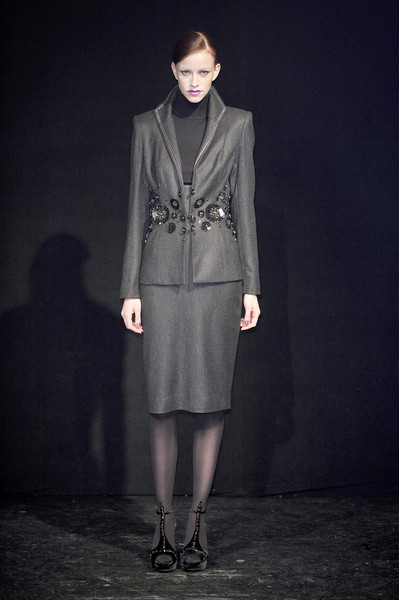 Zang Toi at New York Fall 2010